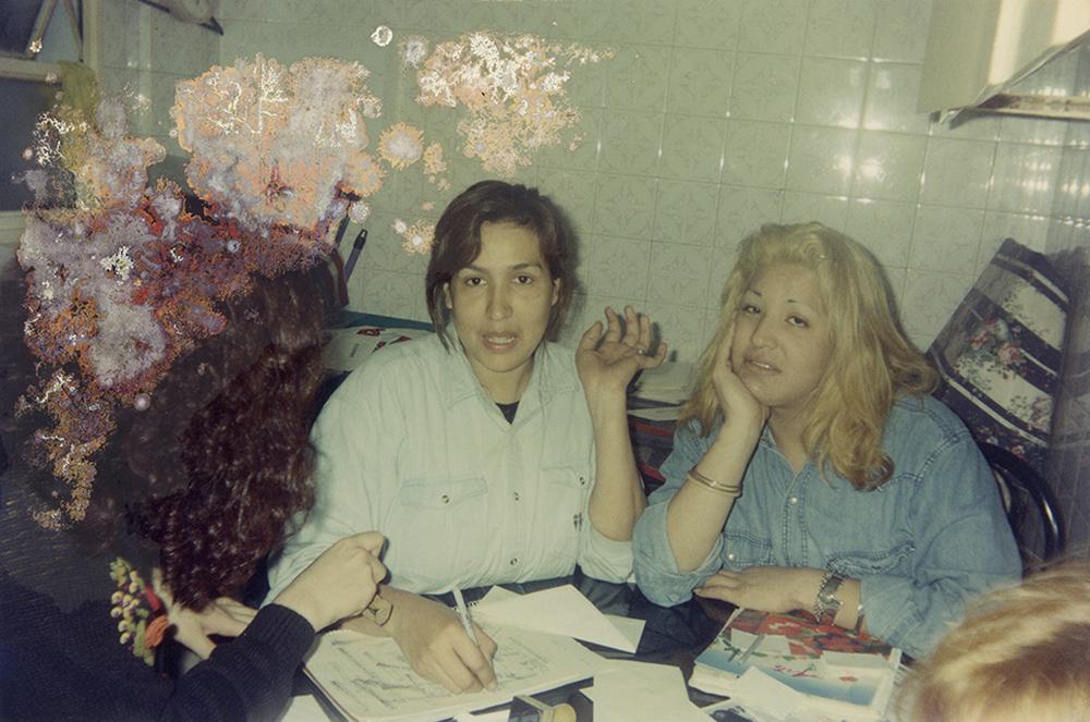 Claudia Pía Baudracco and María Belén Correa.