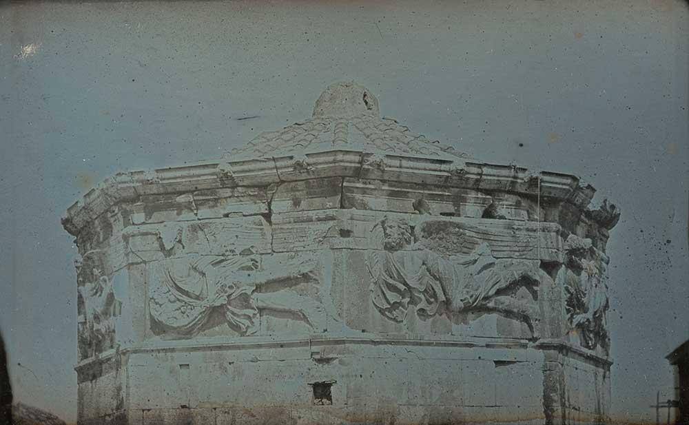 Frieze on the Tower of the Winds, by Joseph-Philibert Girault de Prangey, 1842.