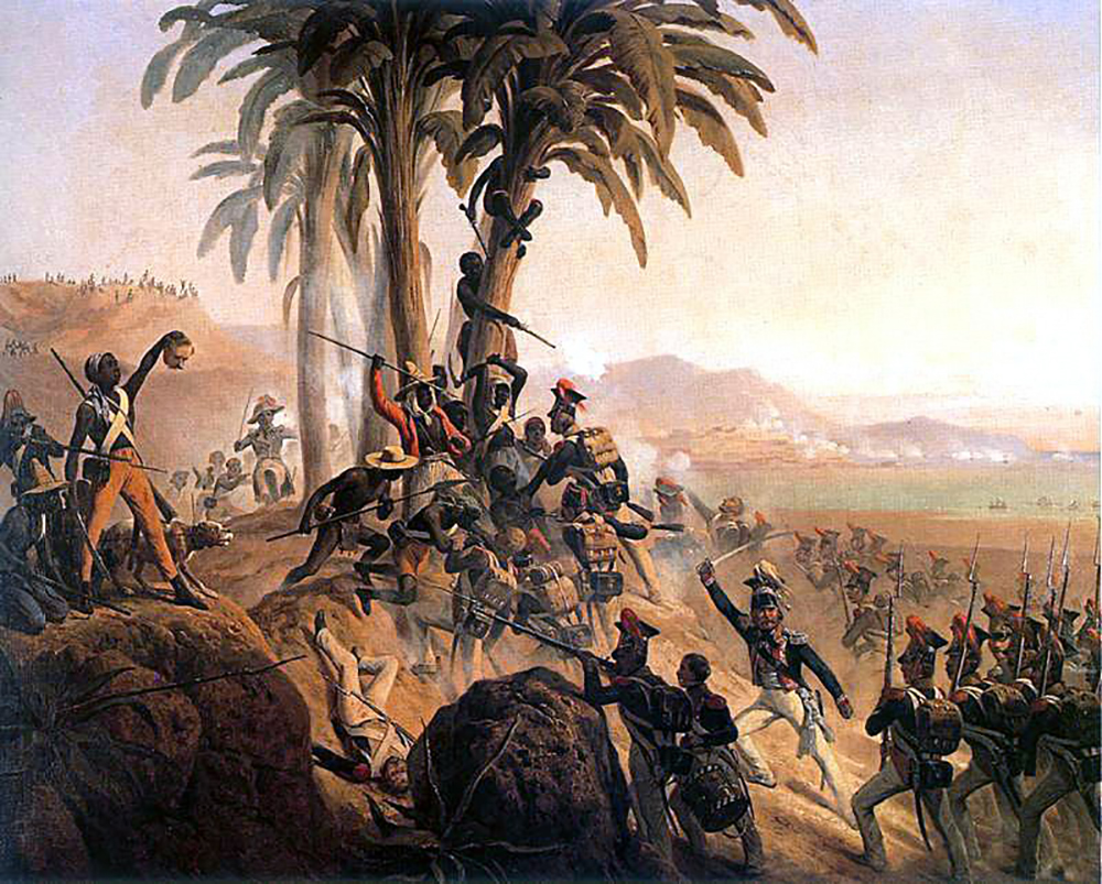 The Battle of Palm Tree Hill, by January Suchodolski, 1845.