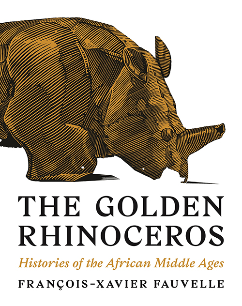 cover of The Golden Rhinoceros by François-Xavier Fauvelle
