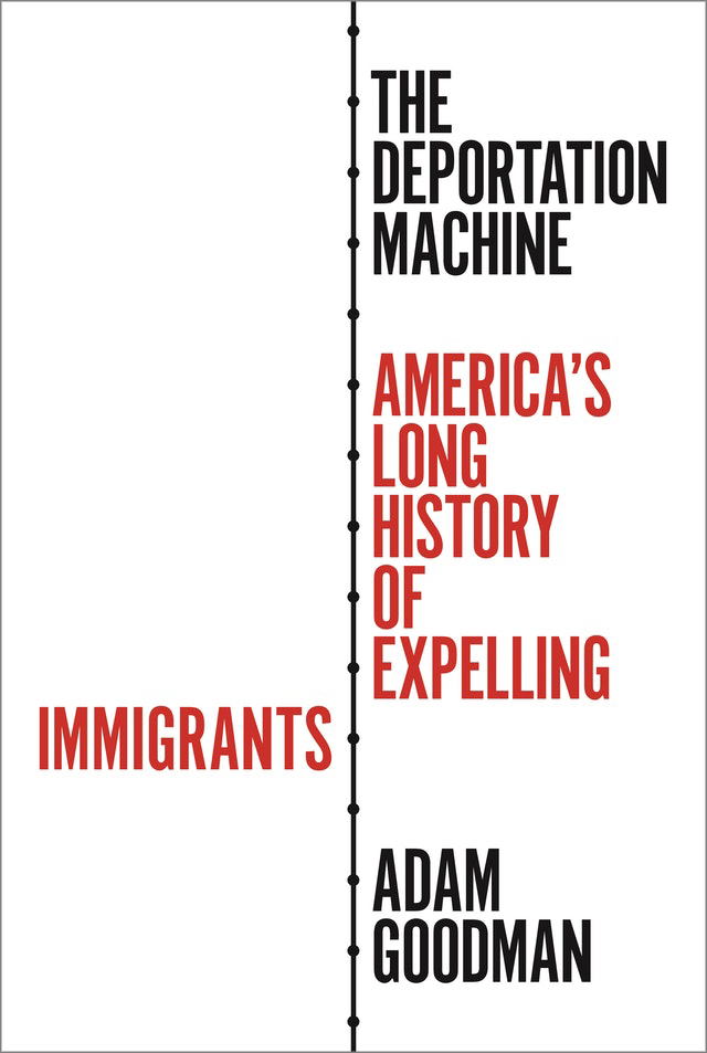 Cover of Deportation Machine