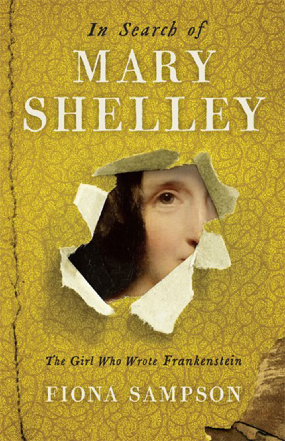 """In Search of Mary Shelley"" by Fiona Sampson. Profile Books."