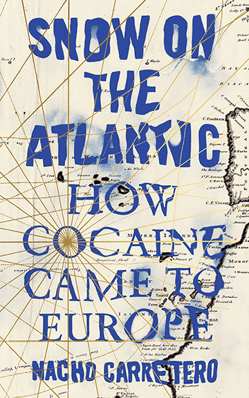 cover of Snow on the Atlantic by Nacho Carretero