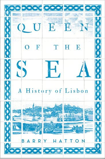 cover of Queen of the Sea by Barry Hatton