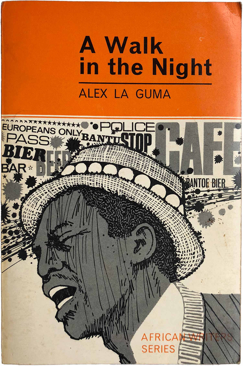 """A Walk in the Night,"" by Alex La Guma (AWS 35, 1967)."