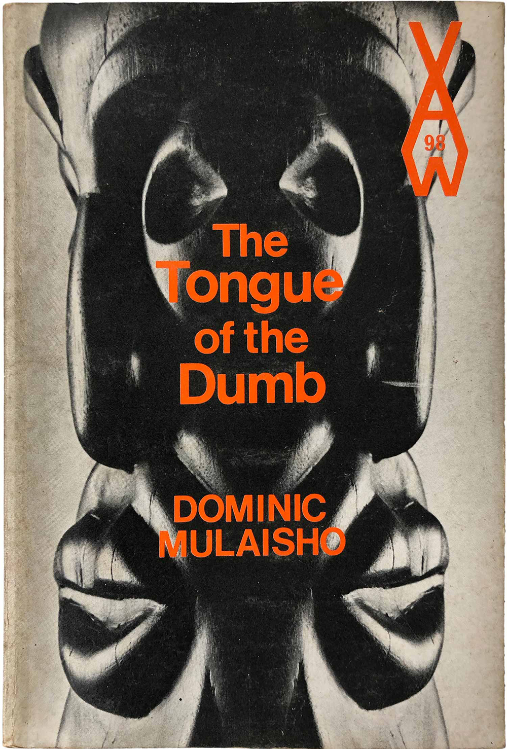 """Tongue of the Dumb,"" by Dominic Mulaisho (AWS 98, 1971)."