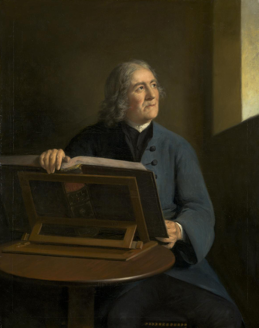 The Parish Clerk, formerly attributed to Thomas Gainsborough, c. 1760. Photograph © Tate (CC-BY-NC-ND 3.0).