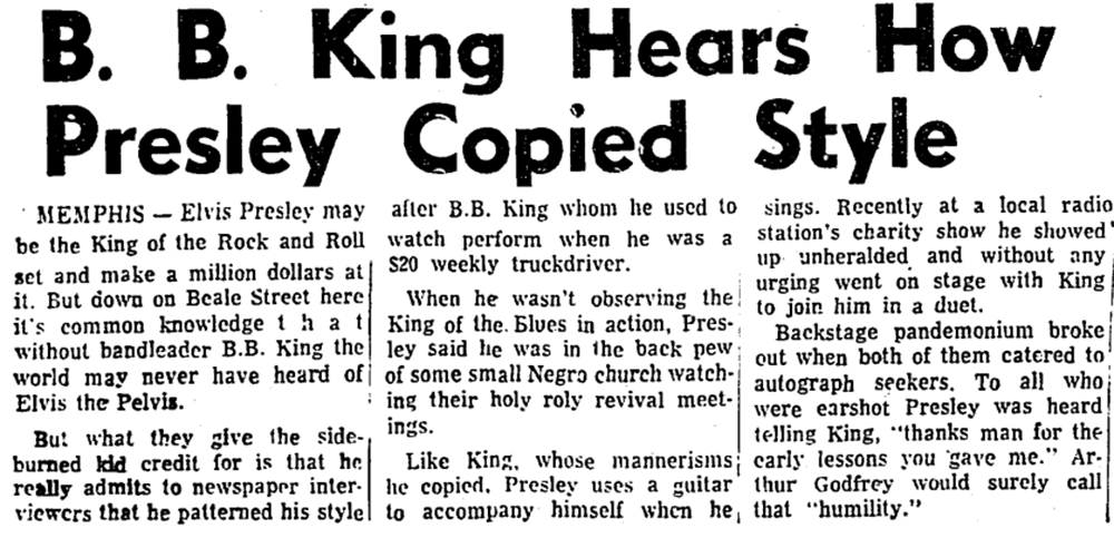 Chicago Defender, February 2, 1957.