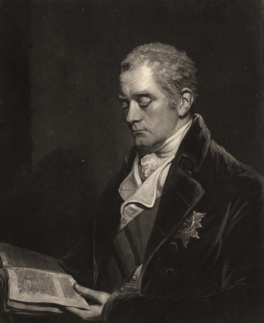 George John Spencer, 2nd Earl Spencer, by Henry Meyer, 1812. © National Portrait Gallery, London.