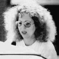 A photograph of Cheryl Ben Tov.
