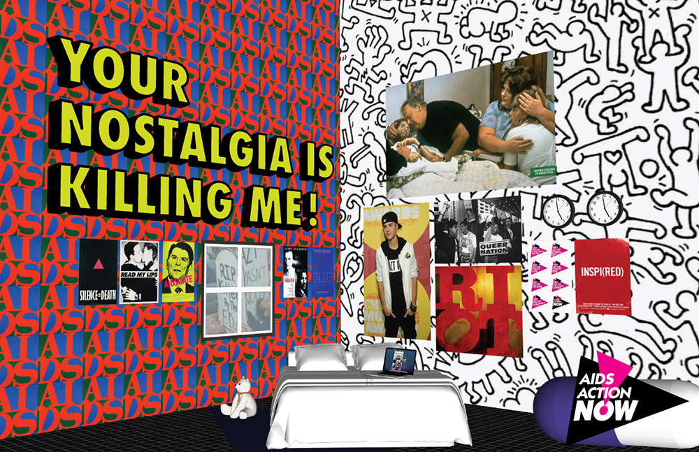 Your Nostalgia is Killing Me!, by Vincent Chevalier with Ian Bradley-Perrin, 2013.
