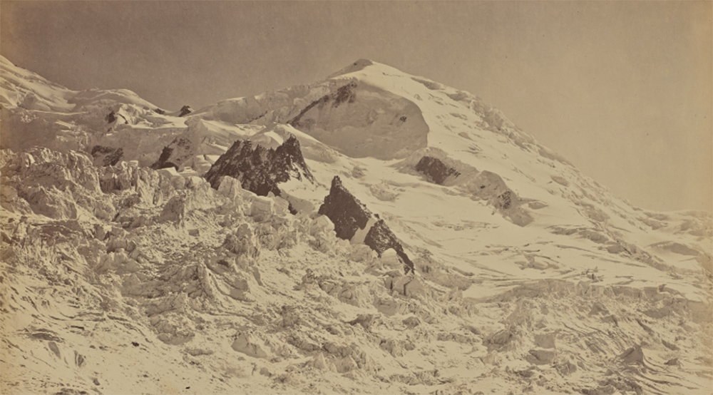 Savoie, by Bisson Frères, c. 1860. The J. Paul Getty Museum.