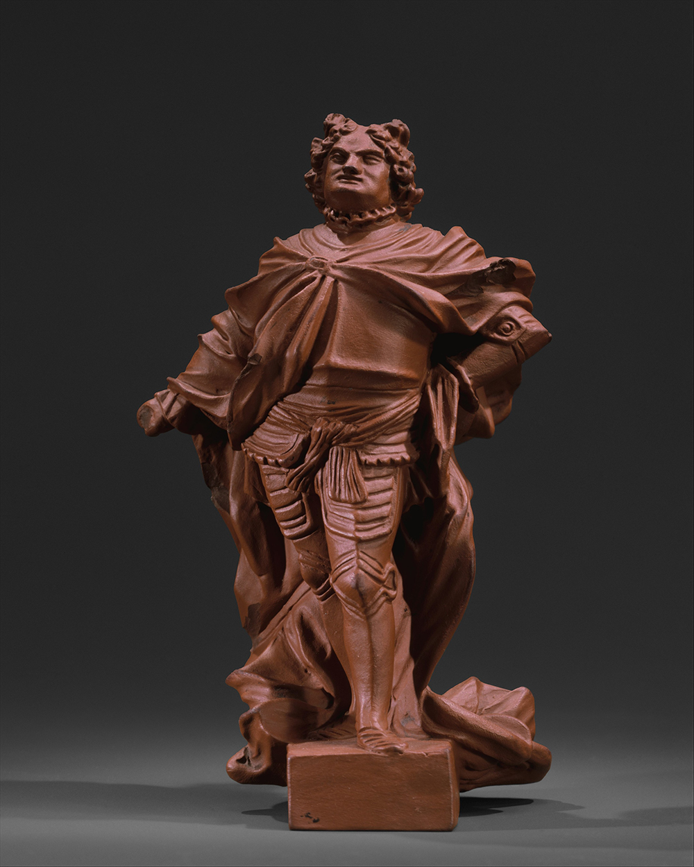 Augustus the Strong, by the Meissen Manufactory, c. 1713.