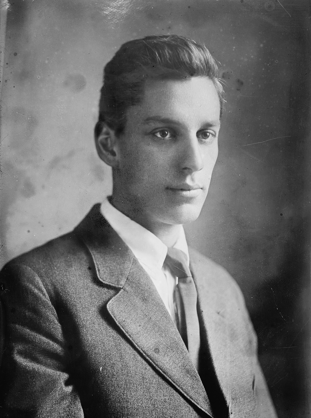 The young Max Eastman. George Grantham Bain Collection, Prints and Photographs Division, Library of Congress, Washington, DC.