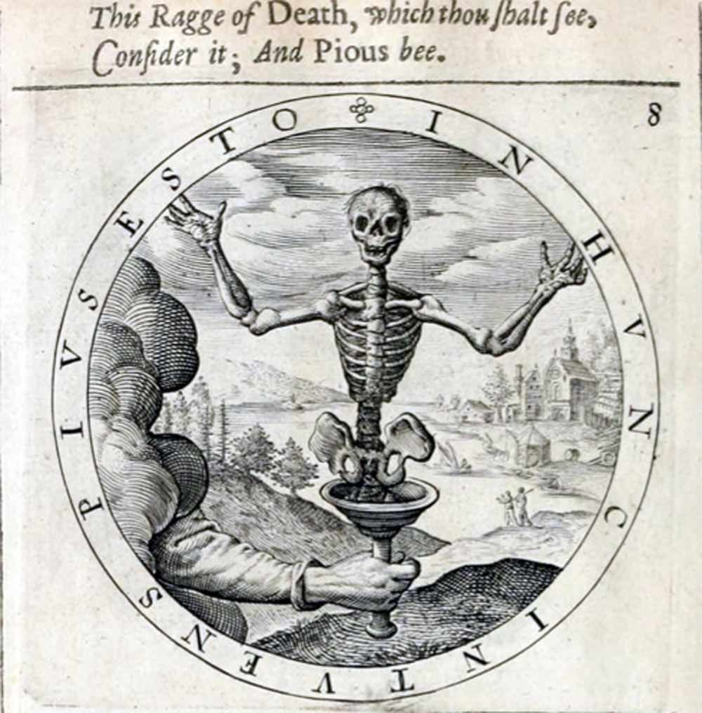 A Collection of Emblems, Ancient and Modern, 1635. Archive.org.