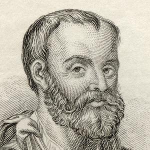 A depiction of Galen.