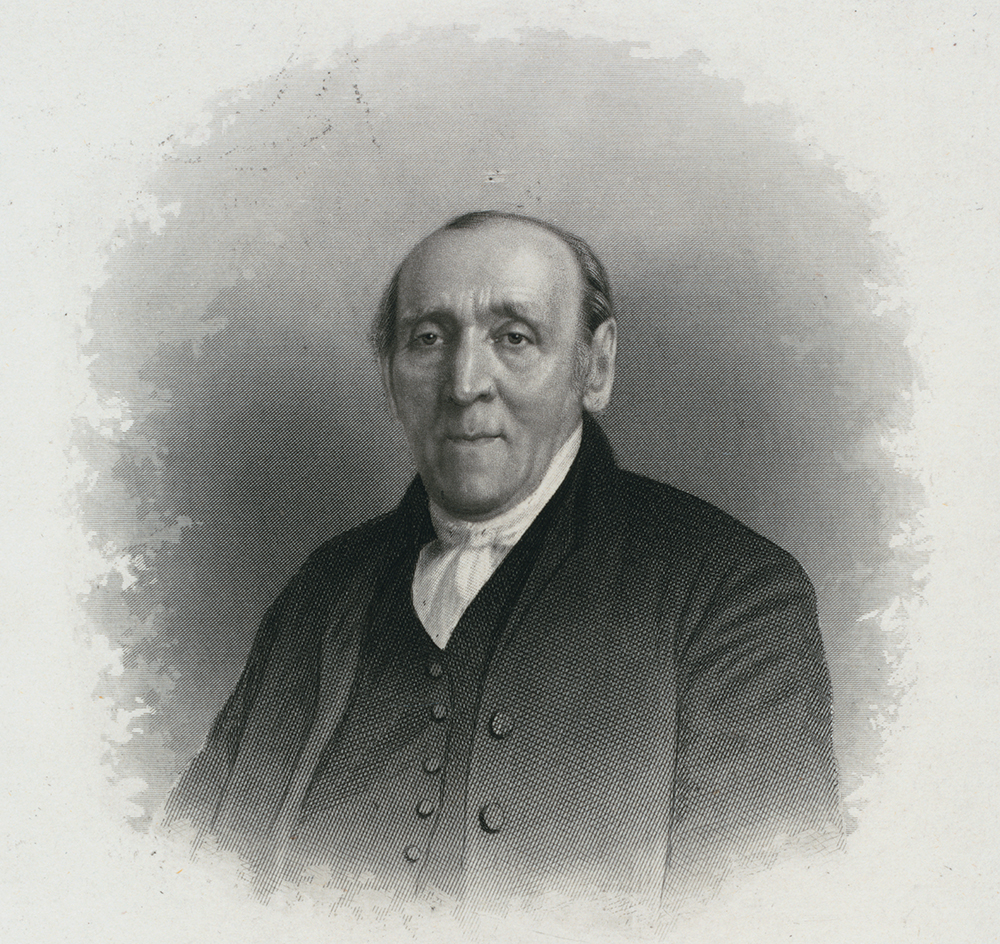 John Griscom, engraved by Alexander Hay Ritchie. The New York Public Library, Miriam and Ira D. Wallach Division of Art, Prints and Photographs.