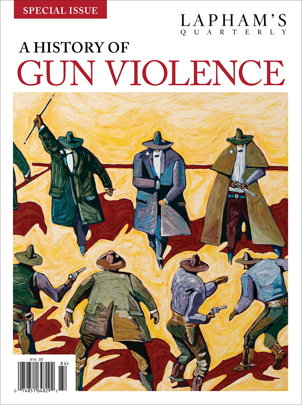A History of Gun Violence, a Lapham's Quarterly special issue.