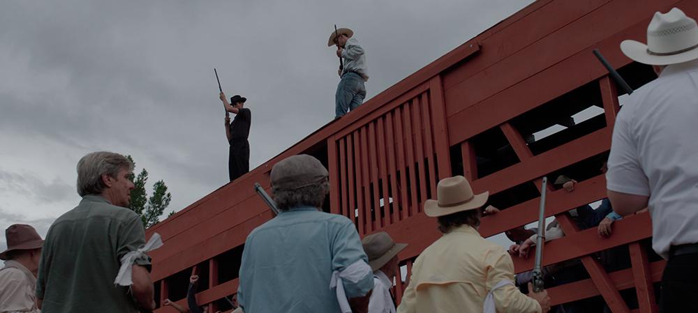 """Scene from """"Bisbee '17."""""""