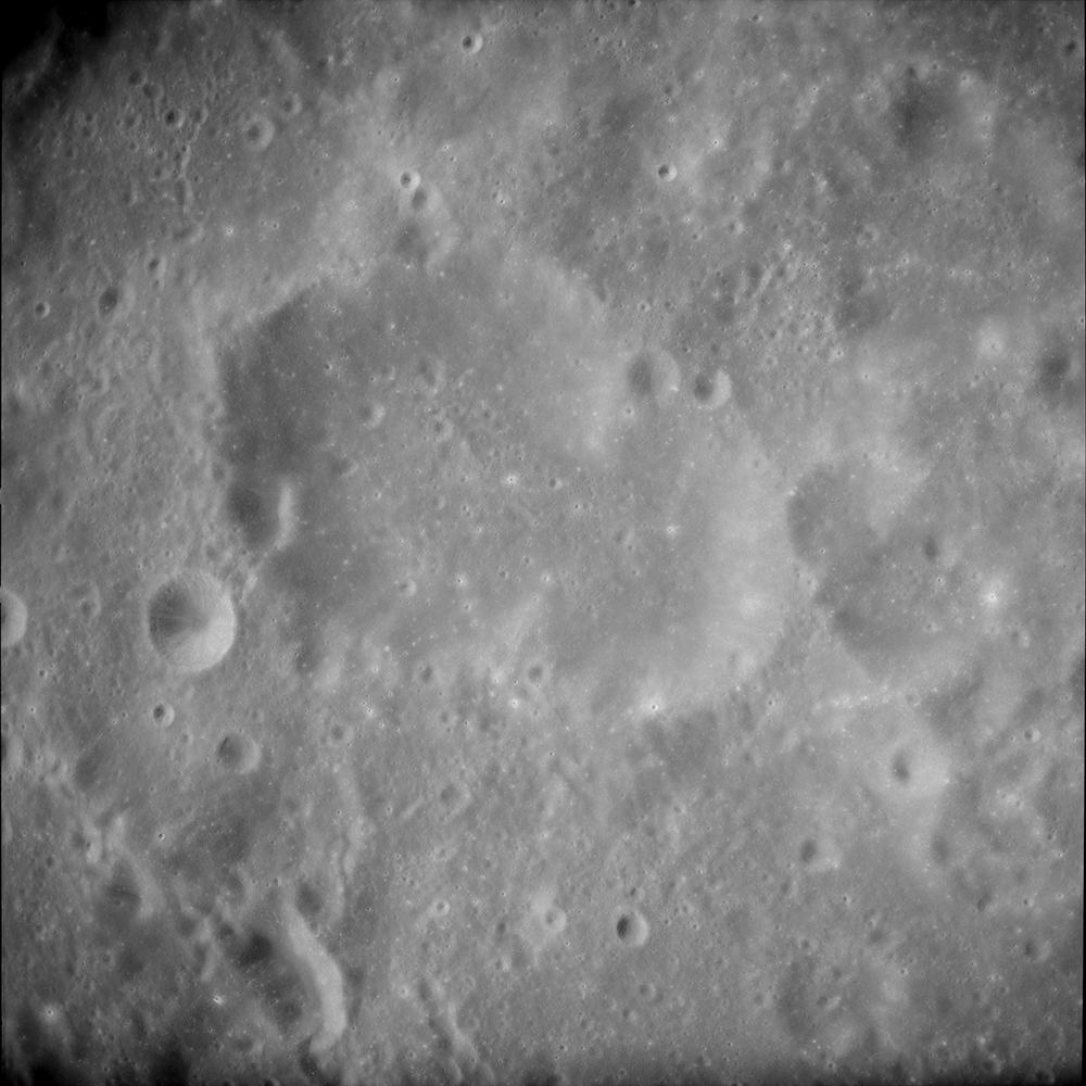 Moon crater named after Fritz Houtermans. Lunar and Planetary Institute.