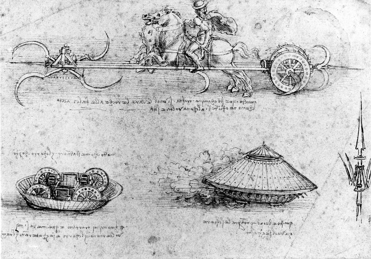 VA Viper  Leonardo Da Vinci Resume