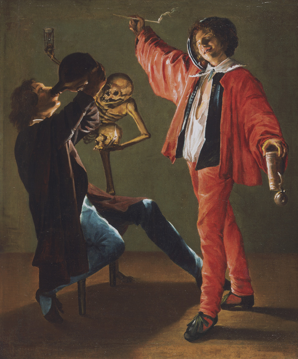 The Last Drop, by Judith Leyster, 1630–1631.