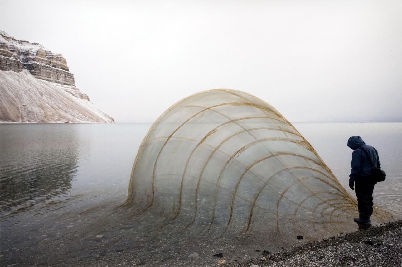 Ripple, by Sarah Anne Johnson, 2011.
