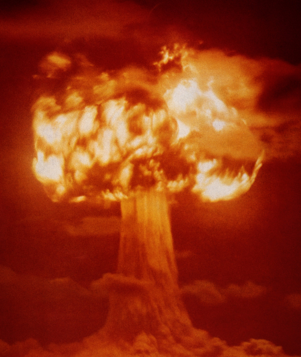 atomic bomb and the origins of