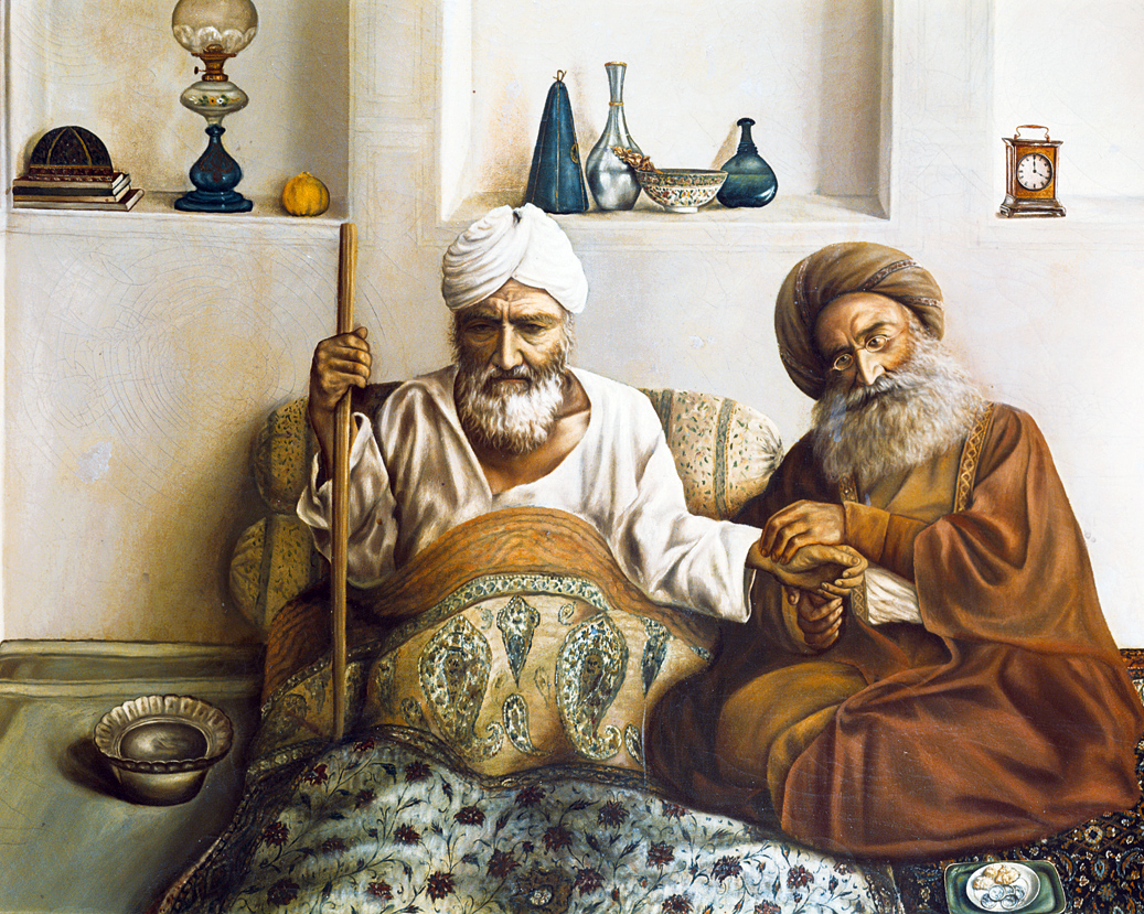 The Doctor, by Mehdi, 1891.