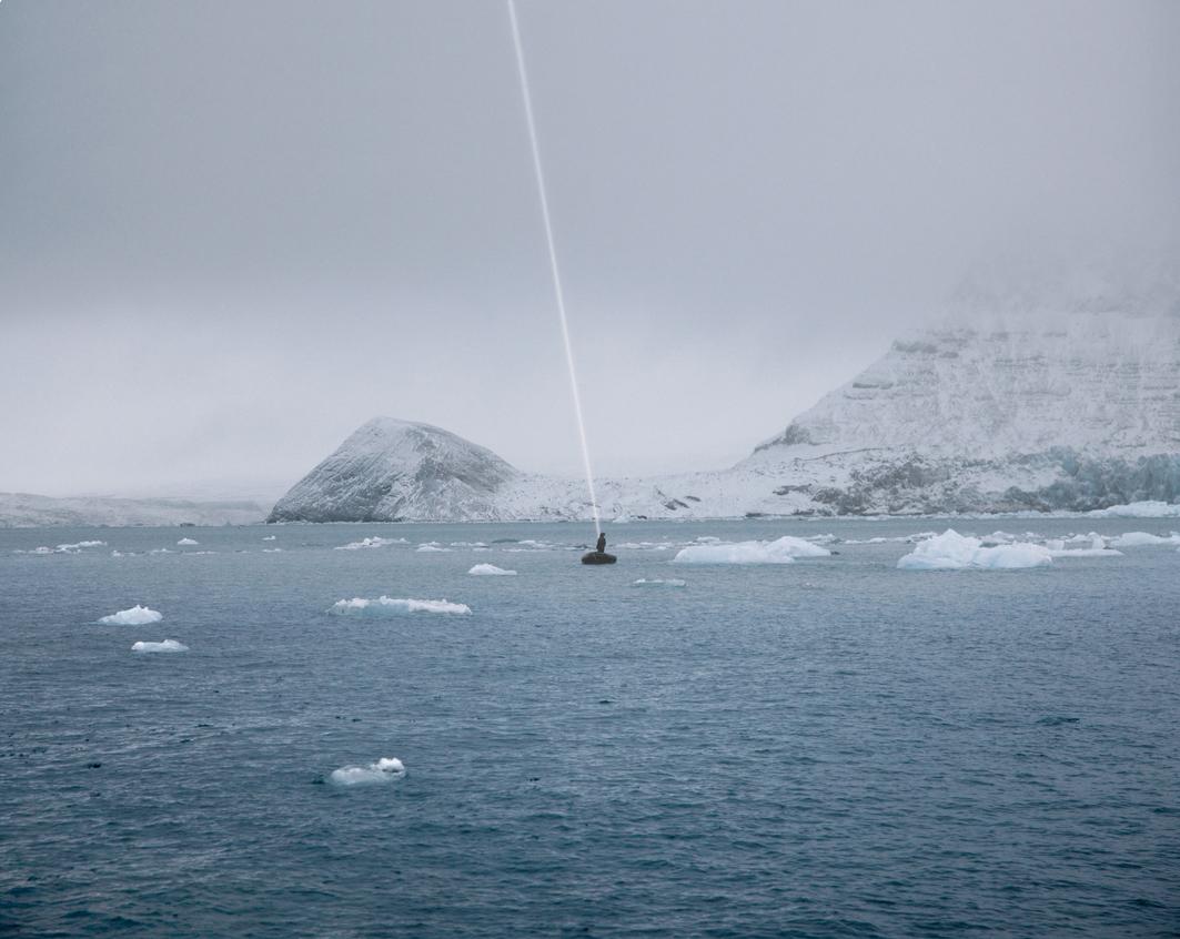 Higgs Ocean #8, by Andrea Galvani, 2010.