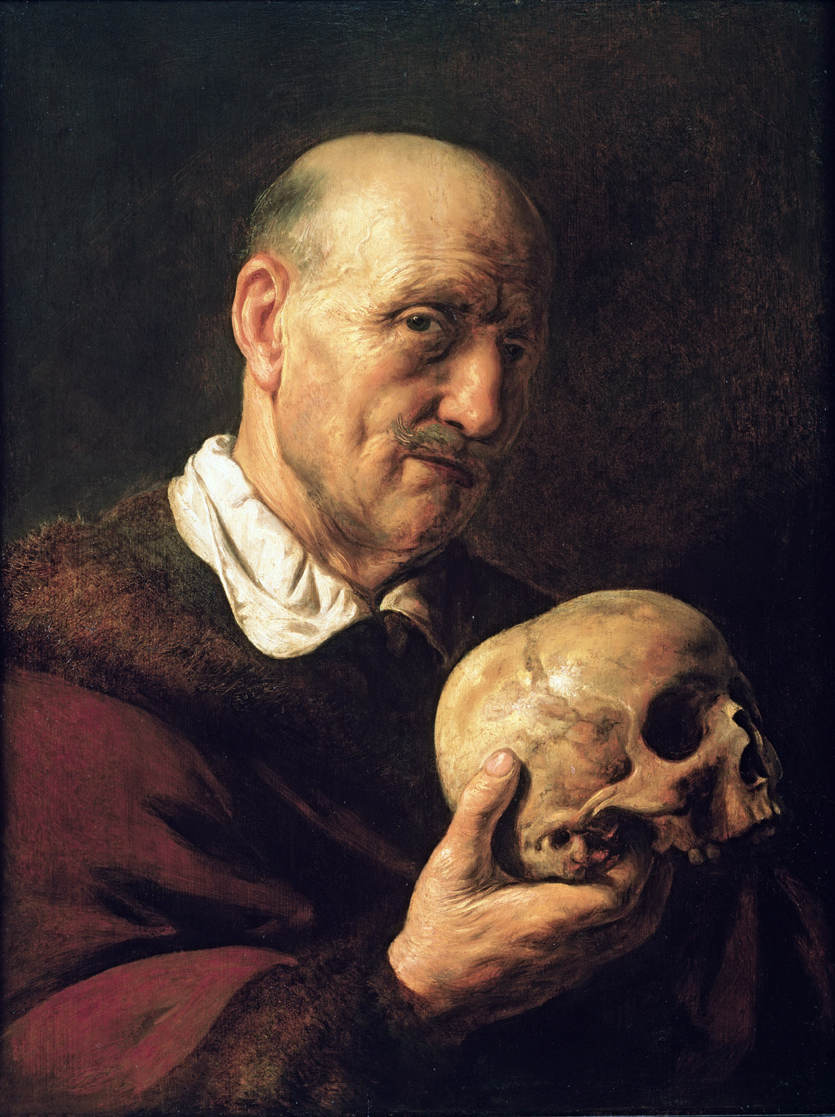 Vanitas, by Jan Lievens, c. 1640.