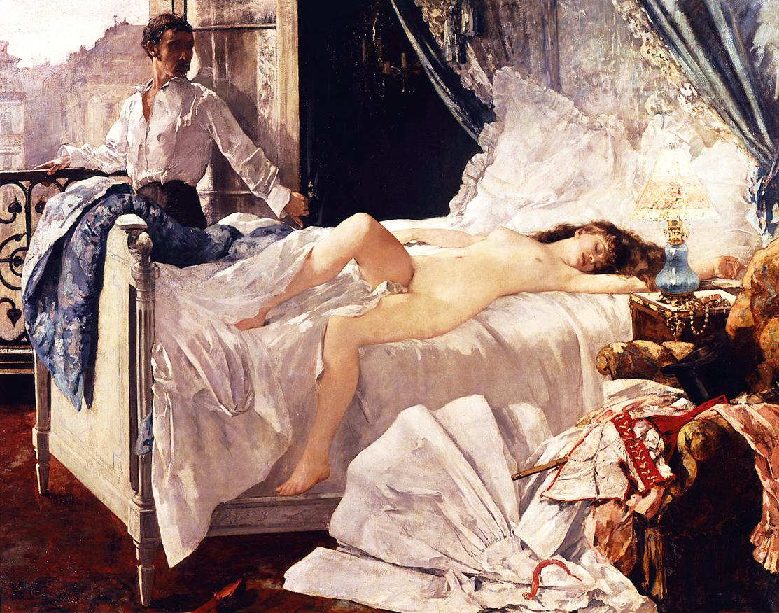 Rolla, by Henri Gervex, 1878. Musée des Beaux-Arts Bordeaux, France.