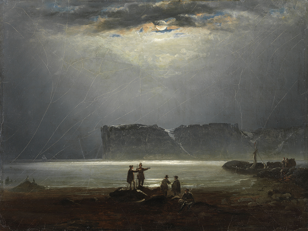 The North Cape, by Peder Balke, c. 1845. © RMN-Grand Palais / Art Resource, NY.