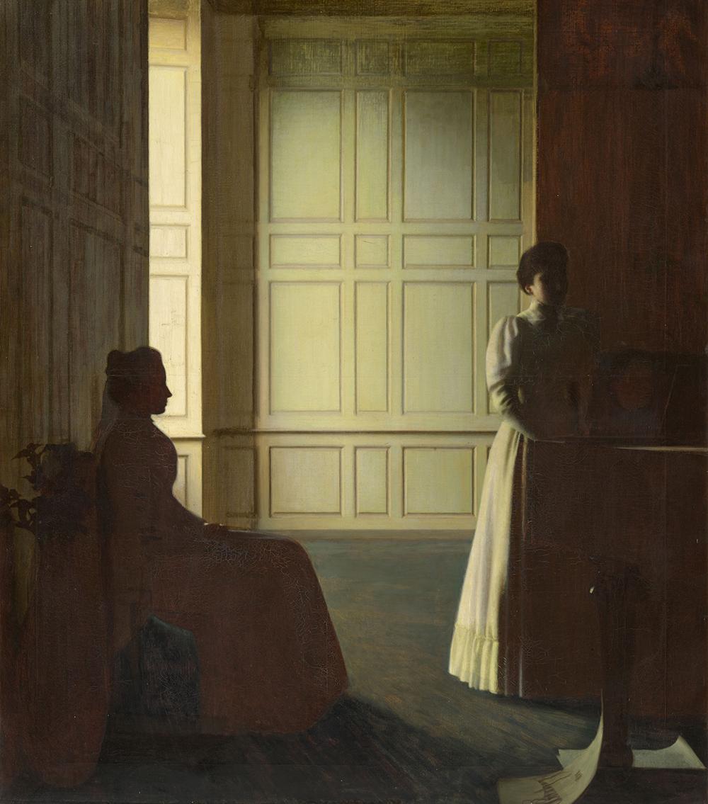 Lied, by Eugène Lomont, c. 1895.