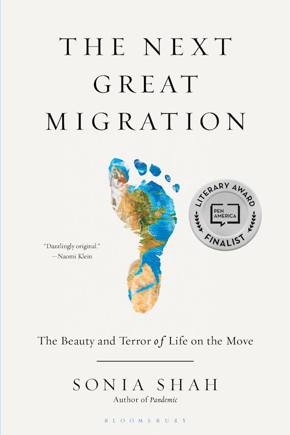 Cover of The Next Great Migration by Sonia Shah