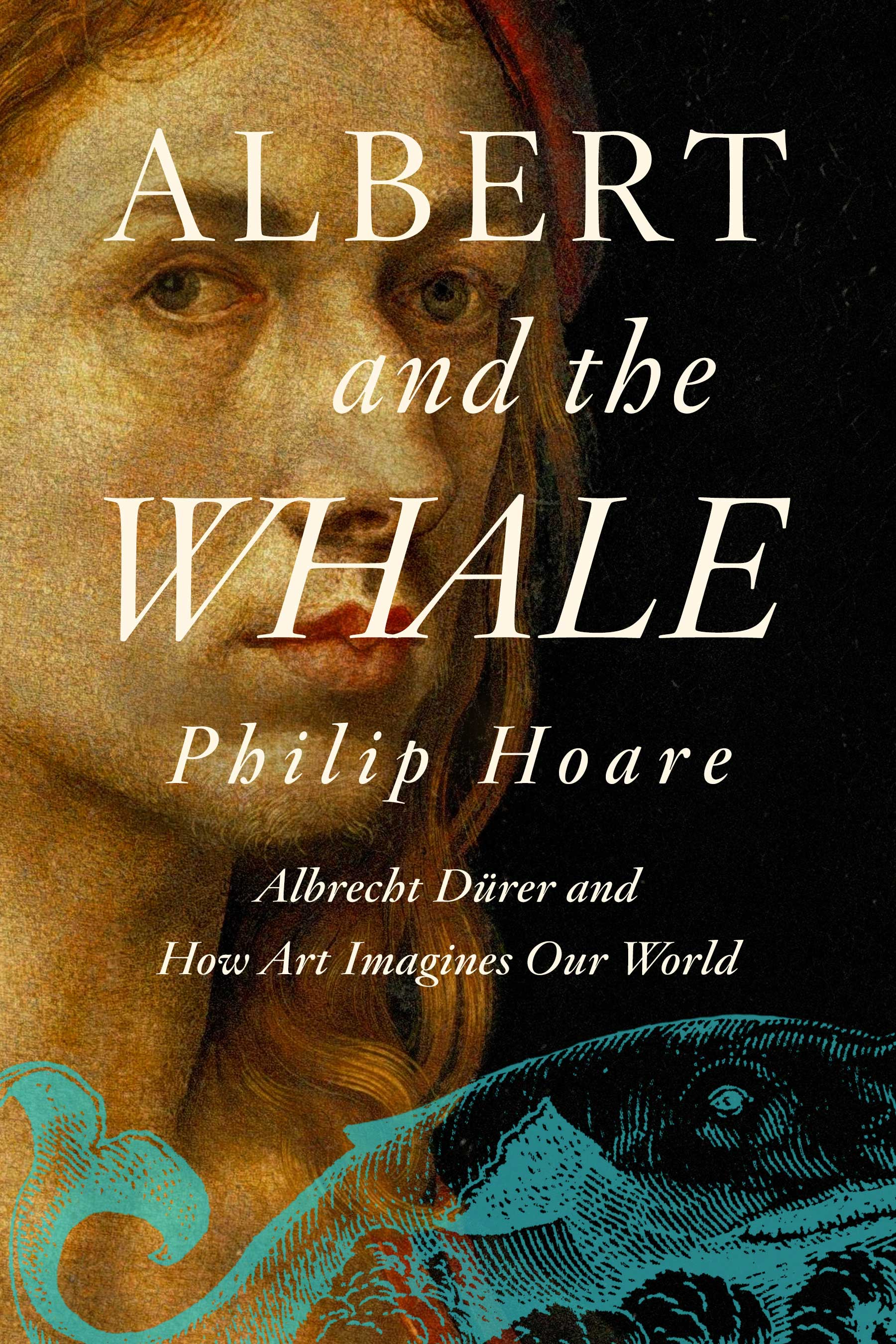Cover of Albert and the Whale by Philip Hoare