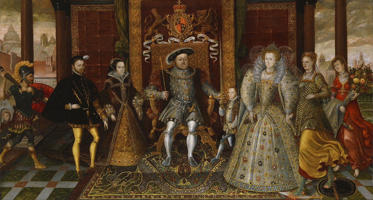 The Complete Tudor Dynasty for Kids!