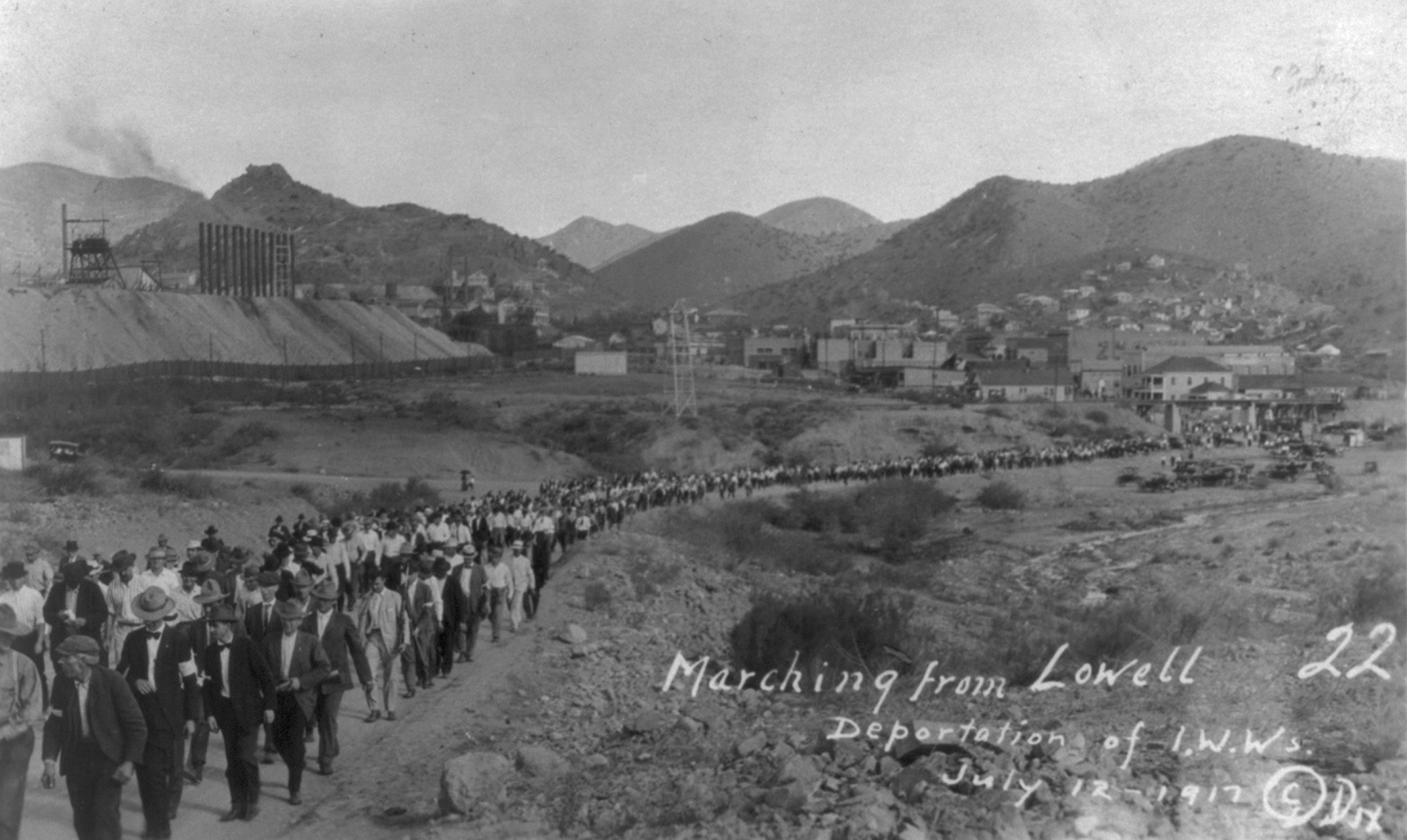 Two Ways of Looking at the Bisbee Deportation | Lapham's Quarterly