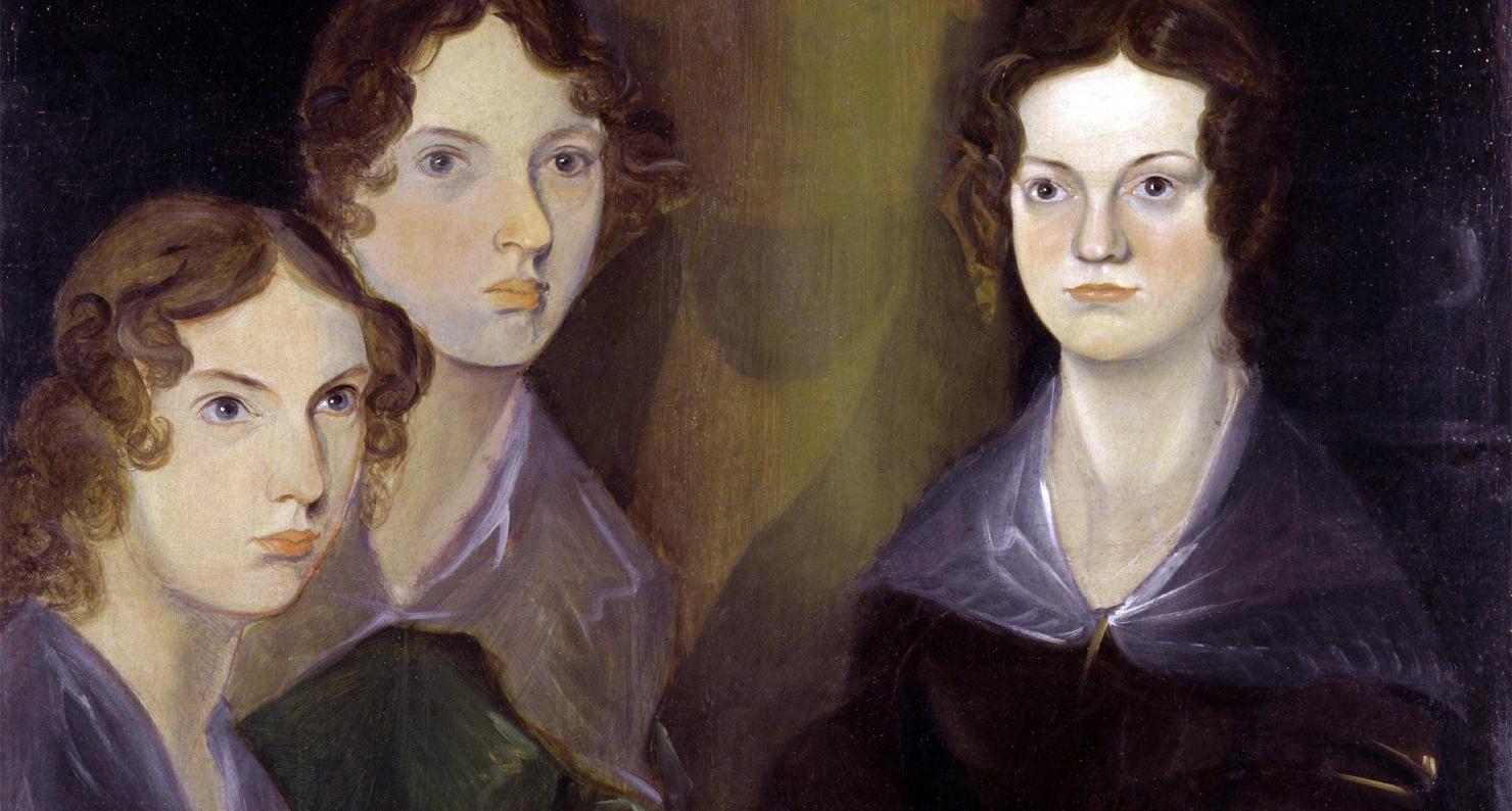The Brontë Sisters, by Patrick Branwell Brontë