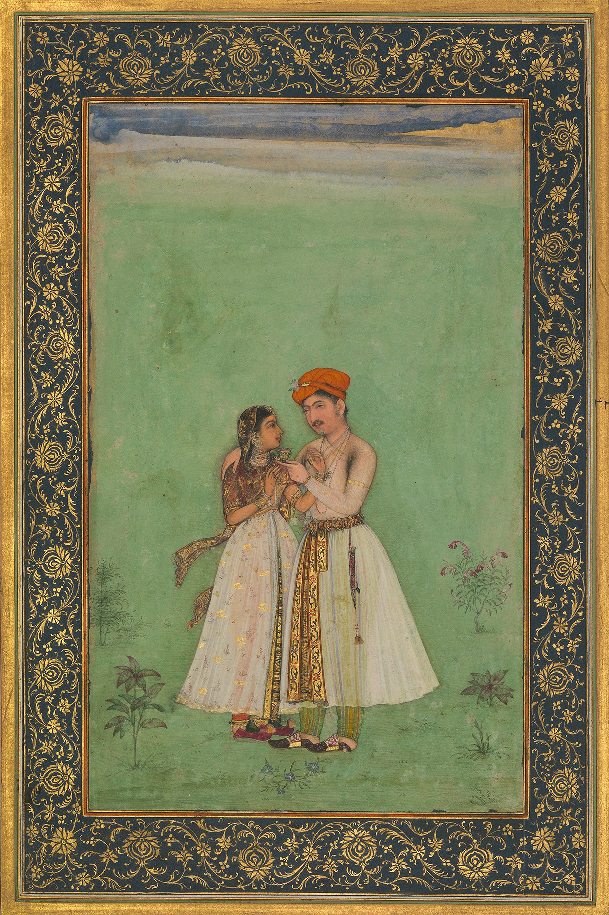 A Nineteenth-Century Power Couple in Hyderabad | Lapham's