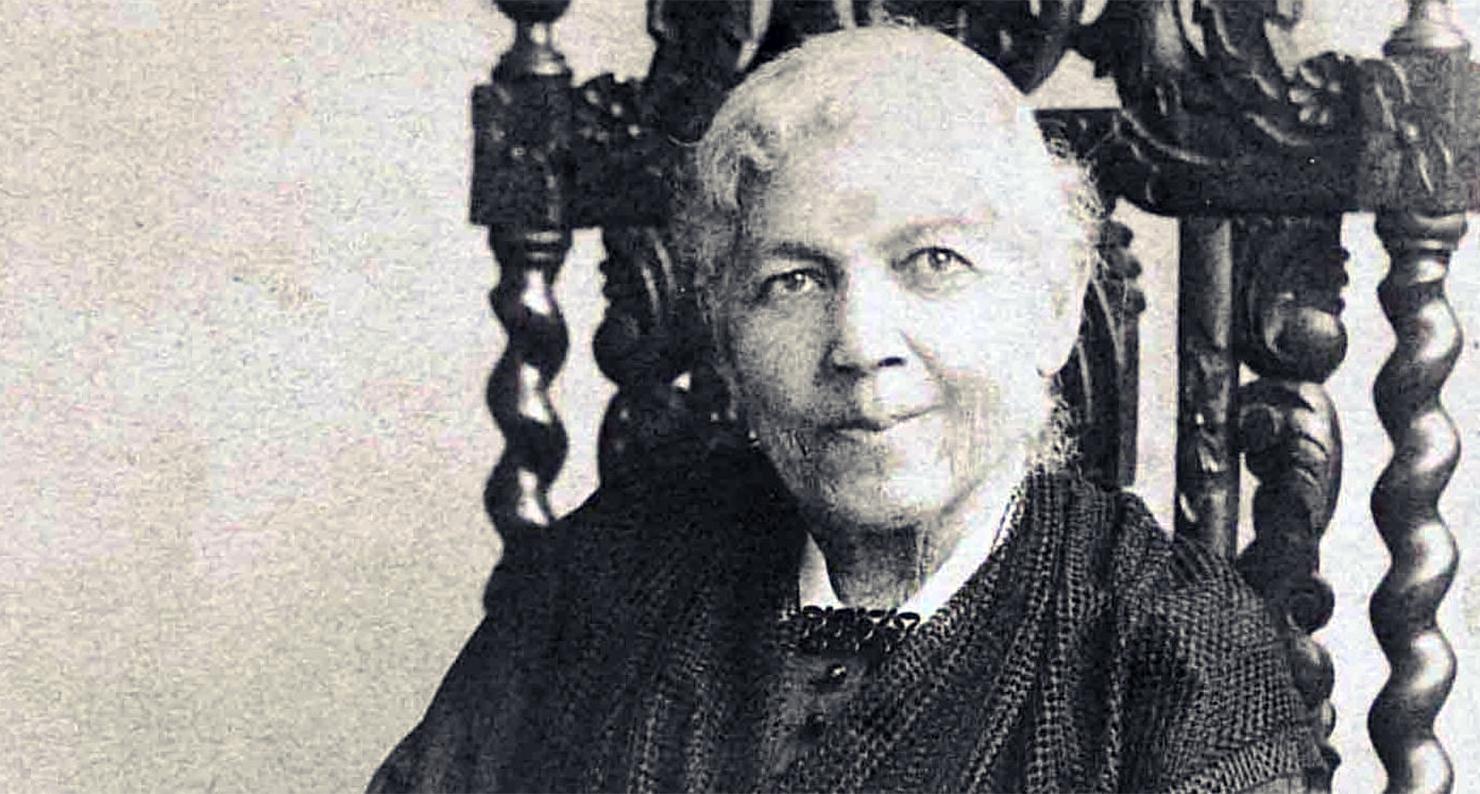 Harriet Jacobs, 1894.