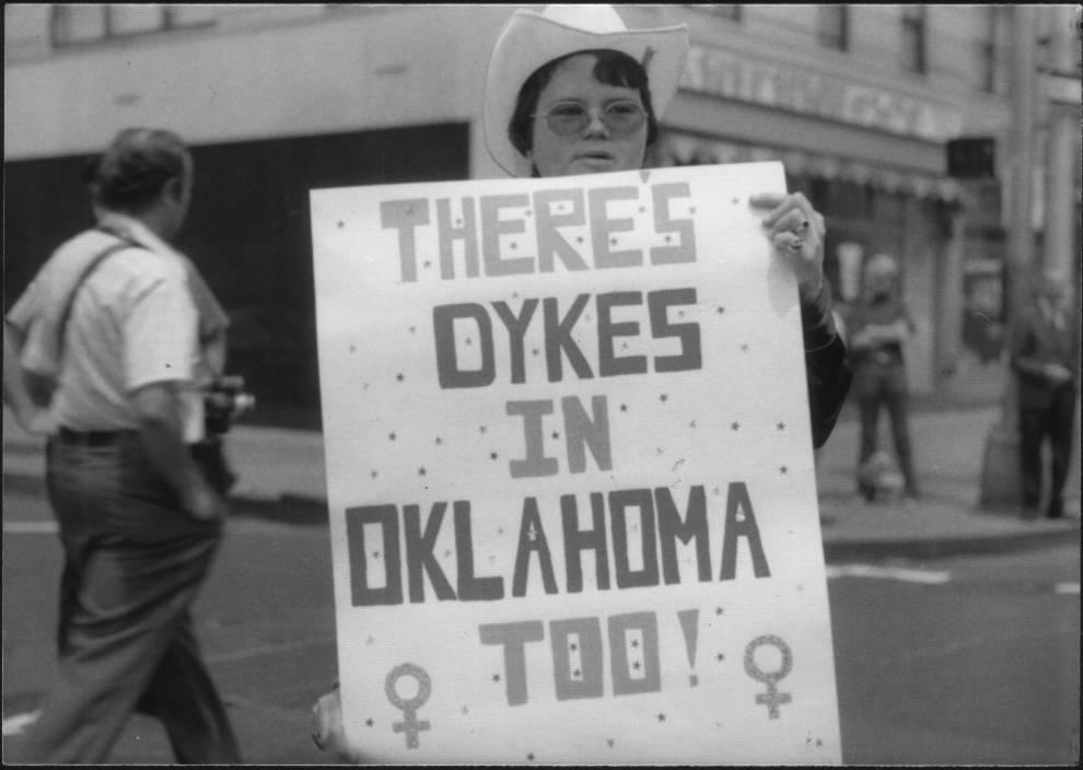 Lesbian in oklahoma