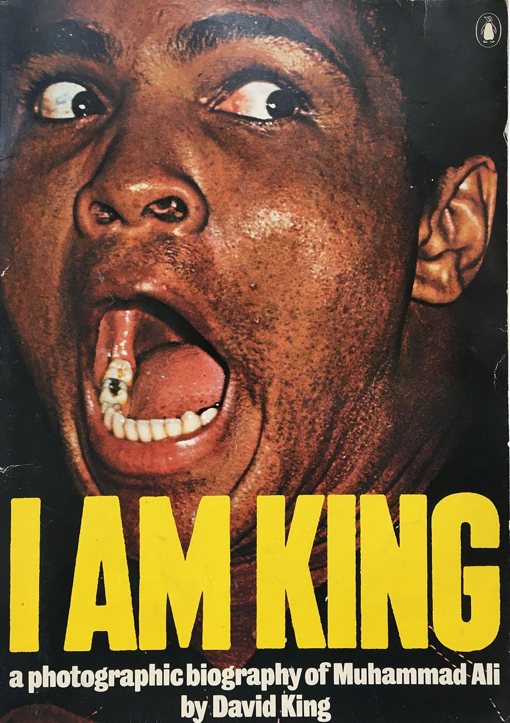 """I Am King"" by David King. Penguin Books, 1975."