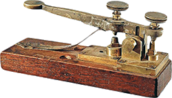 Magnetic telegraph