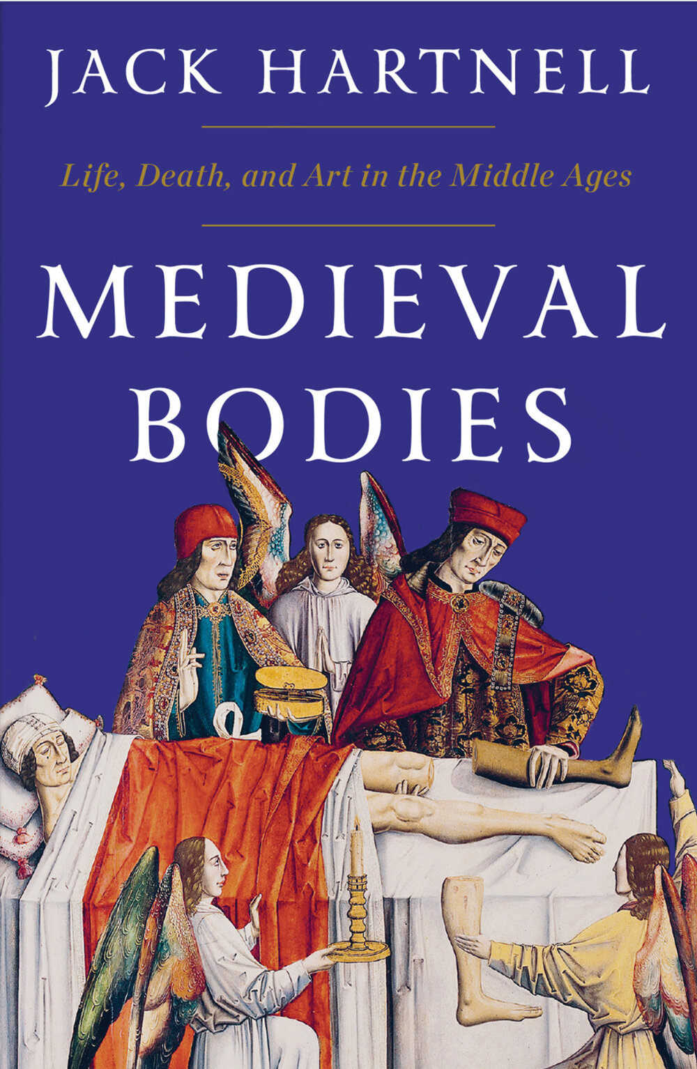 Cover of Medieval Bodies