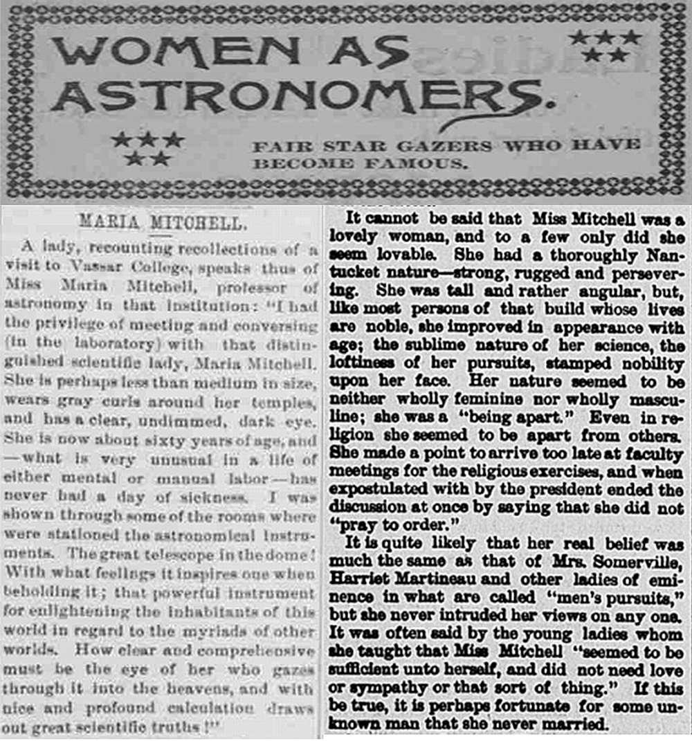 Newspaper excerpts from the Topeka State Journal, the New Northwest, and the Bismarck Tribune. Library of Congress, Chronicling America: Historic American Newspapers.