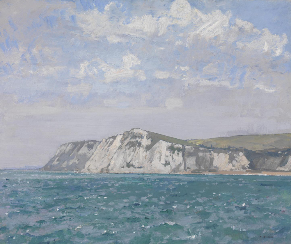 Shakespeare's Cliff, Dover, by Henry Bishop, 1933. Photograph © Tate (CC-BY-NC-ND 3.0).