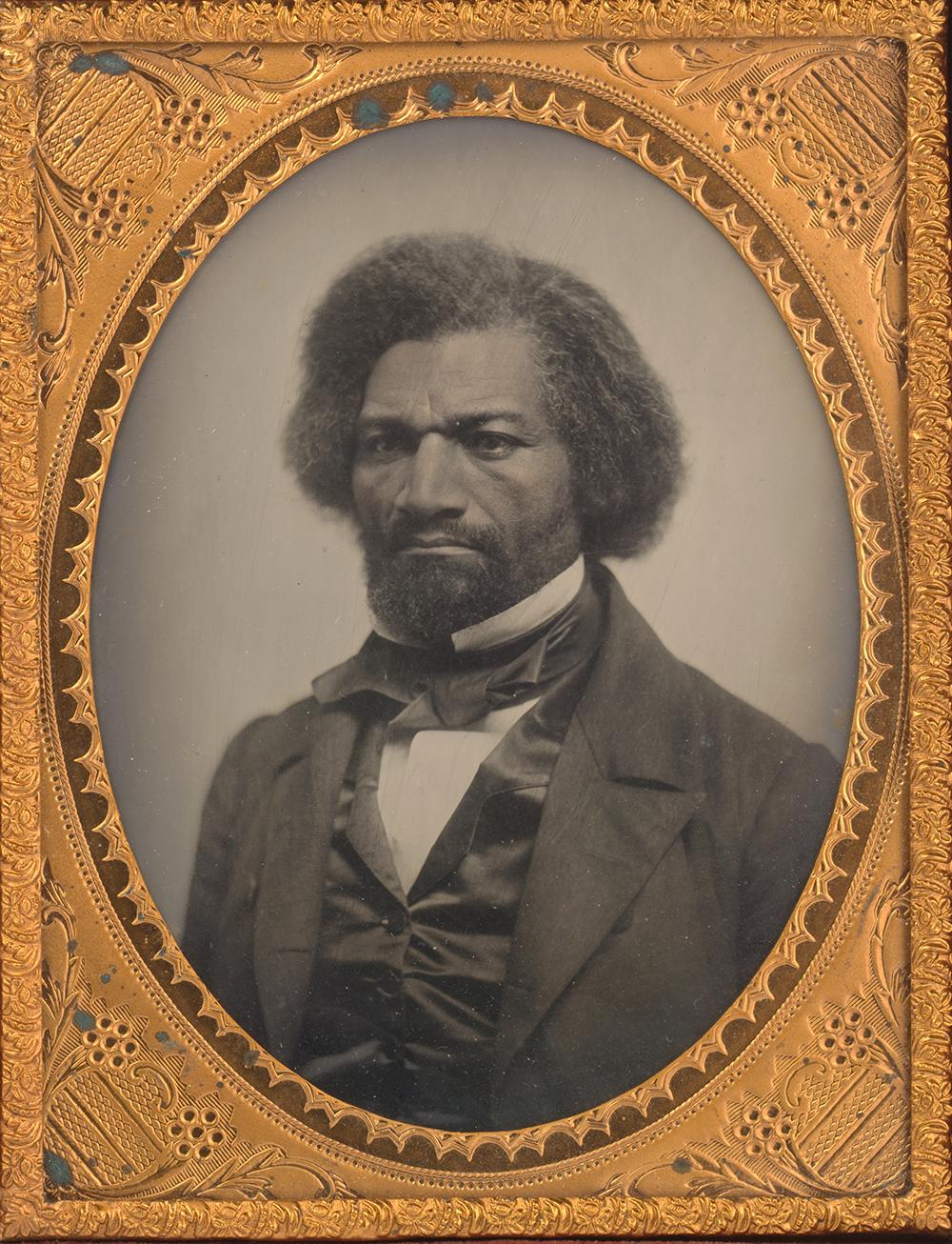 Frederick Douglass, 1856.