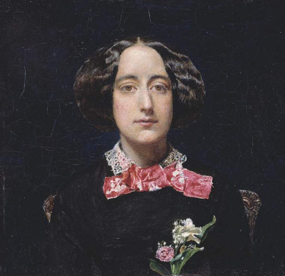 """Mrs Coventry Patmore,"" by John Everett Millais, 1851. The Fitzwilliam Museum, University of Cambridge."