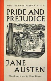 cover art for Pride and Prejudice
